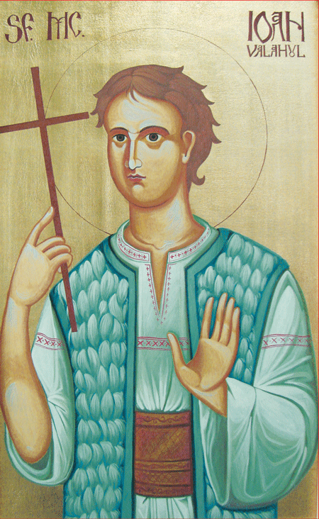 Sfântul Mucenic Ioan Valahul