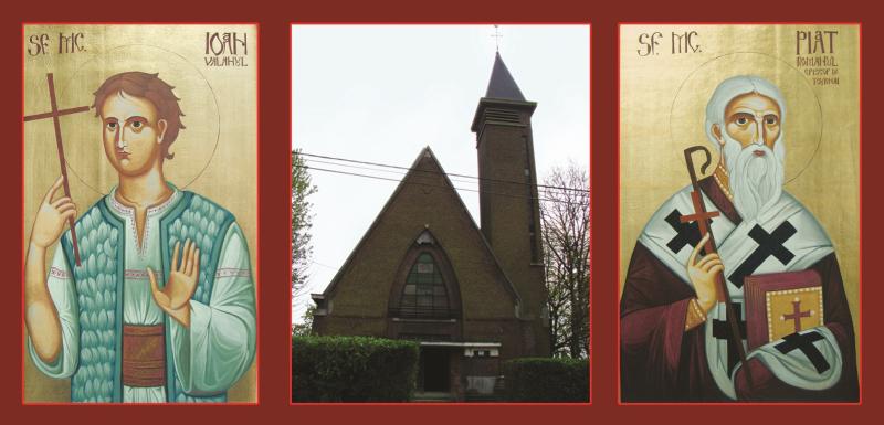 Parohia Ortodoxă Română din Charleroi